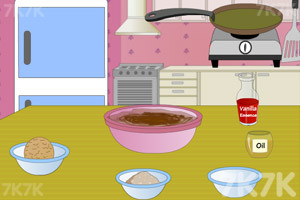 《做火烧冰淇淋》游戏画面2
