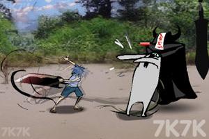 《豪义斩杀》游戏画面2