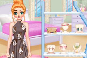 《公主的约会心愿》游戏画面1