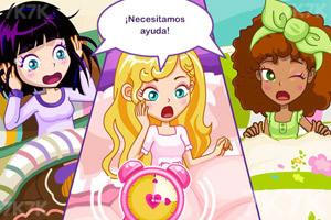 《女孩的时尚派对》游戏画面4