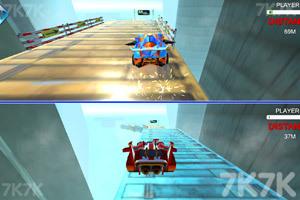 《特技飞车竞赛》游戏画面1