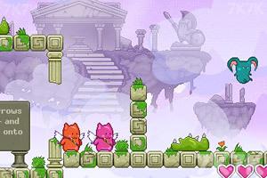 《肥猫天使》游戏画面1