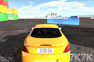 《码头停车位》游戏画面1