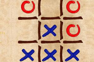《雙人井字棋》游戲畫面1