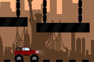 《大脚车急速赛》游戏画面1
