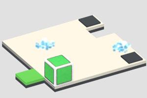 《翻转方块》游戏画面1