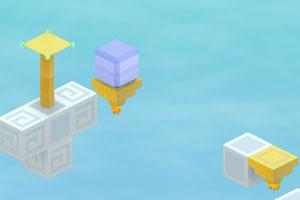 《传送方块》游戏画面1