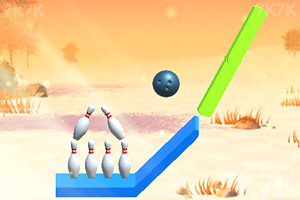《绳索保龄球》游戏画面2
