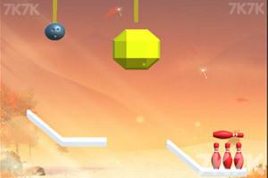 《绳索保龄球》游戏画面4