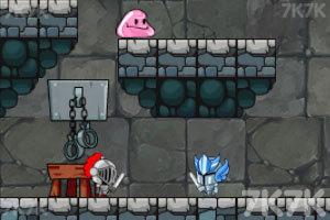 《古堡雙雄》游戲畫面2