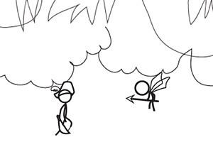 《火柴人升级战斗》游戏画面3