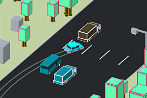 《公路急速飙车》截图2