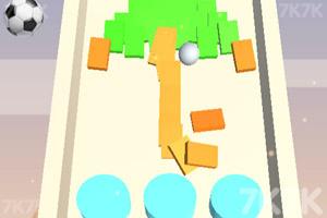 《多米诺推推乐》游戏画面1