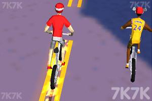 《极限自行车》游戏画面1
