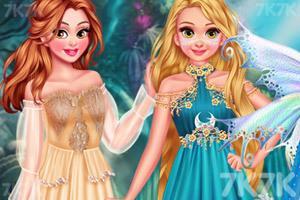 《公主的精灵梦》截图2