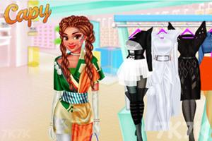 《未来时代公主装》游戏画面2