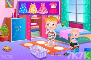 《可爱宝贝托儿所》游戏画面2