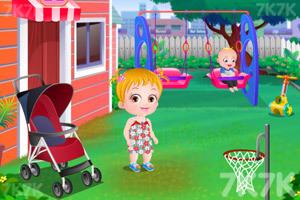 《可爱宝贝托儿所》游戏画面1