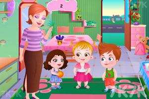 《可爱宝贝托儿所》游戏画面5