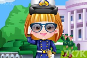 《可爱宝贝当警官》游戏画面3