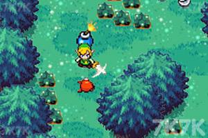 《赛尔达传说》游戏画面2