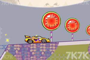 《大富豪汽车3修改版》游戏画面2