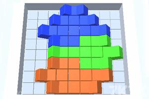 《方块冲突》游戏画面1