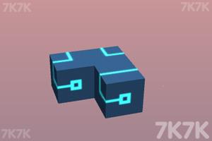 《旋转立方体》游戏画面3