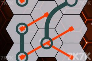 《線路連接》截圖1