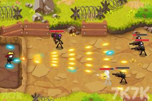 《火柴人守卫战》游戏画面2