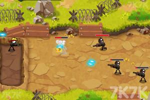 《火柴人守卫战》游戏画面5