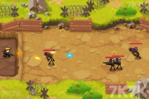 《火柴人守卫战》游戏画面4