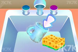 《制作甜甜果茶》游戏画面3