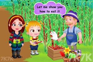《可爱宝贝自然探险》游戏画面4
