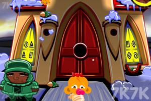《逗小猴开心系列372》游戏画面2