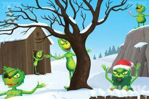 《雪球大作战》游戏画面3