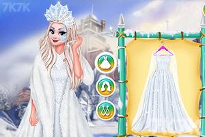 《四季公主的时装》游戏画面4
