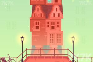 《房子叠叠高》游戏画面2