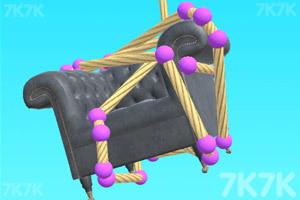 《糾結的線繩》游戲畫面4