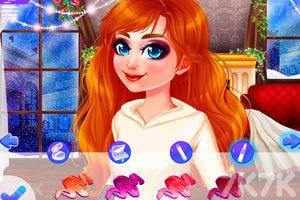 《姐妹的寒假时光》游戏画面4