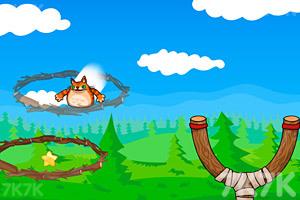 《愤怒猫发射无敌版》游戏画面2