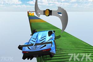 《空中飞车挑战赛》游戏画面3