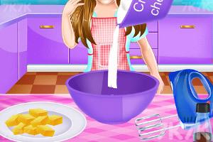 《美味红丝绒蛋糕》游戏画面2