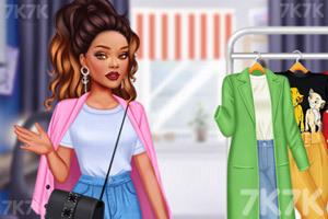 《校园时尚达人》游戏画面4