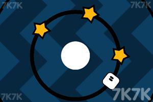 《方块轨道》游戏画面1