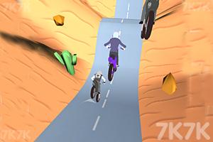 《自行车山丘大赛》截图2