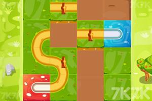 《连接滚球之路》游戏画面3