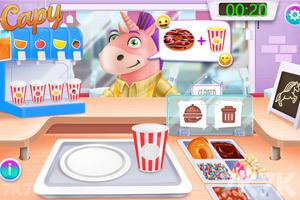 《独角兽甜品店》游戏画面1