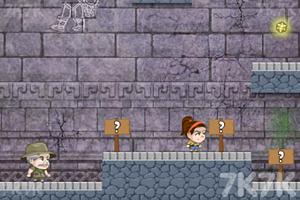 《阿兹特克冒险H5》游戏画面2