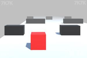 《立方体闯障碍》游戏画面1